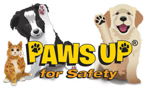 Paws Up For Safety Center For Pet Safety